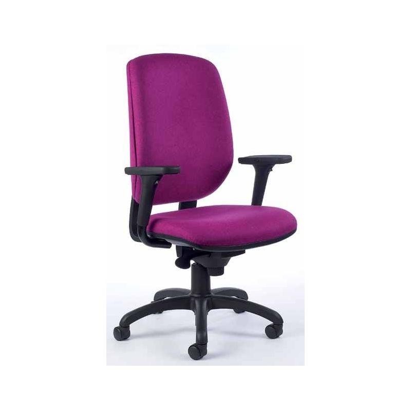 fauteuil de bureau ergonomique alto ggi. Black Bedroom Furniture Sets. Home Design Ideas