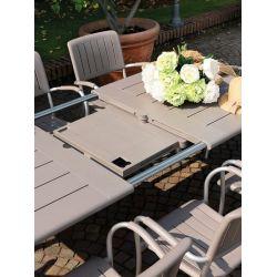 jardin  table de maestrale nardi