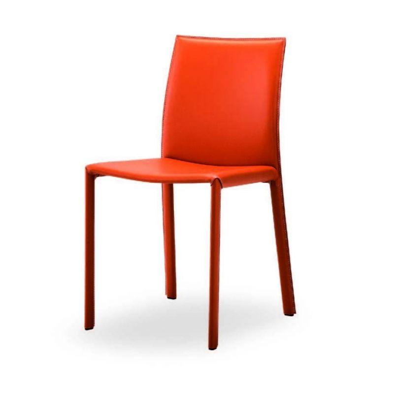 chaise cuir iris airnova. Black Bedroom Furniture Sets. Home Design Ideas