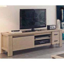 meuble TV 2pt+1niche ranch C23