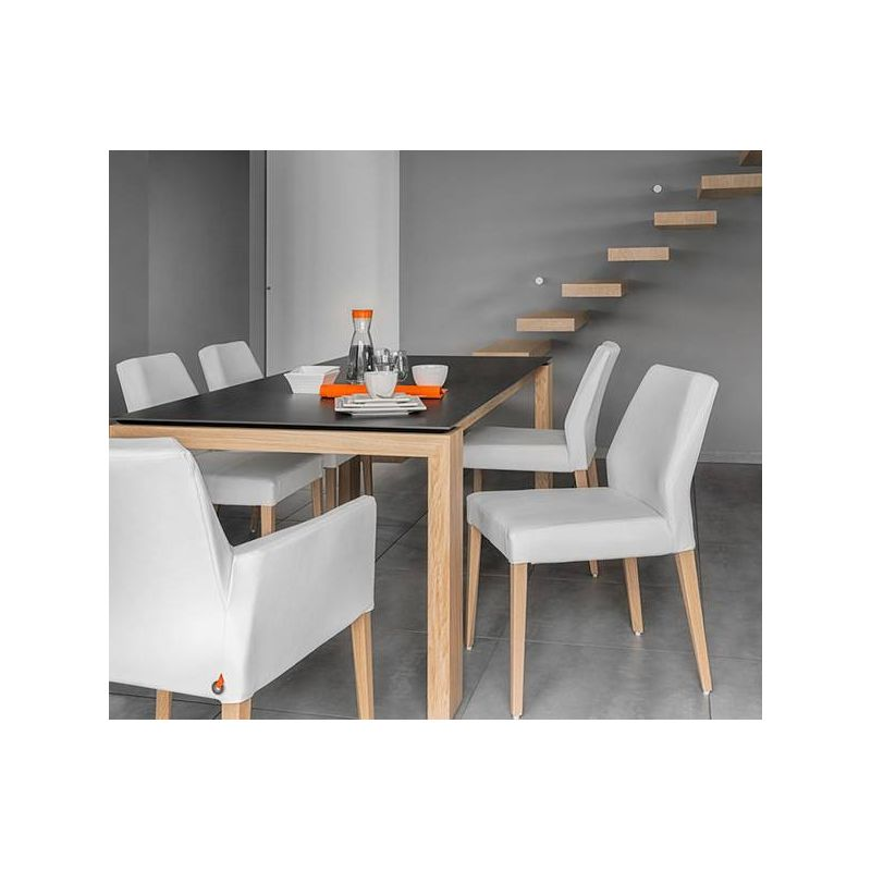 table ceramique avec rallonge best table bois ceramique avec rallonge for table ceramique with. Black Bedroom Furniture Sets. Home Design Ideas