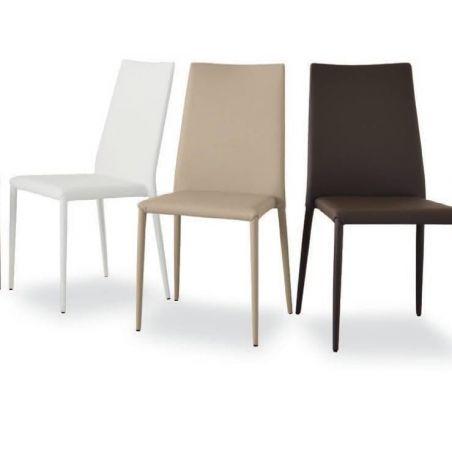 Chaise BEA simili-cuir magnum A5