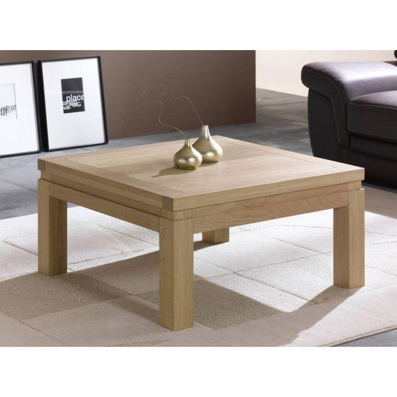 Table basse de salon macao Mobilier design contemporain Franck Auger