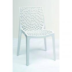 chaise gruvyer polypropylène