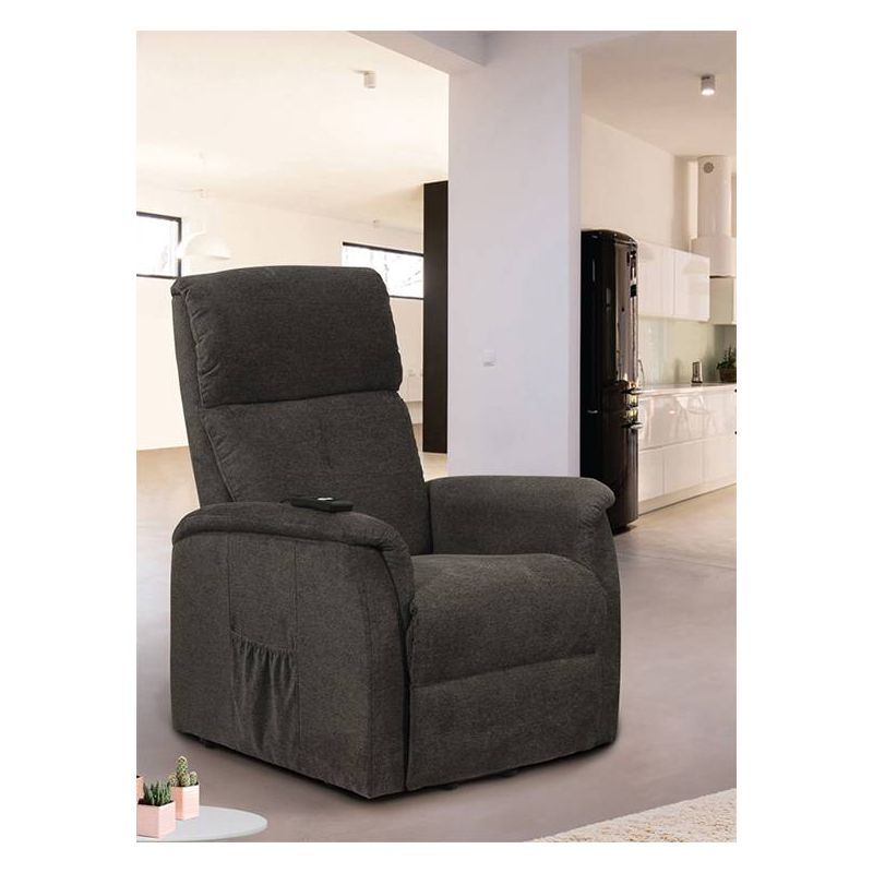 fauteuil de relaxation releveur spacial techni form bi moteur. Black Bedroom Furniture Sets. Home Design Ideas