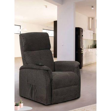 fauteuil relax 2 moteurs spacial C36