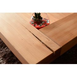 Table basse Feng Shui carayon