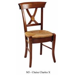 Chaise  charles  X  lacroix
