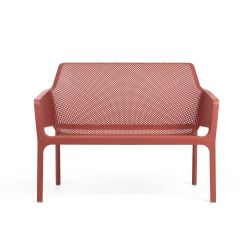 Canapé jardin NET BENCH nardi mobilier design contemporain