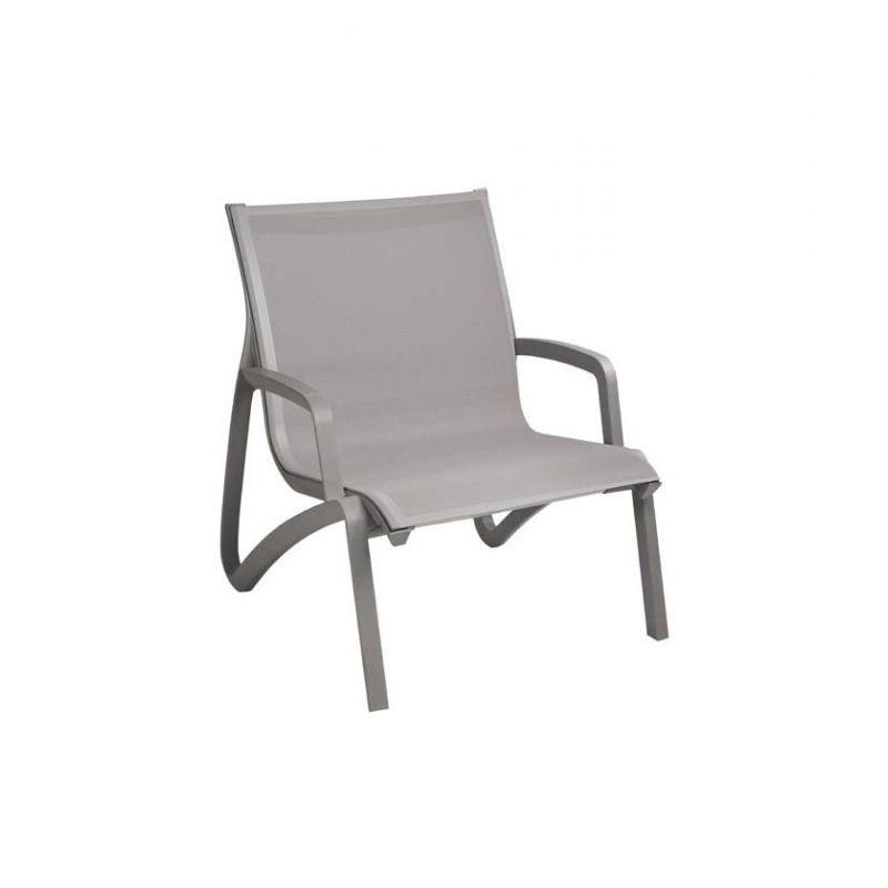 fauteuil Sunset toile textilène GROFILLEX