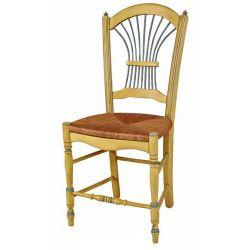 Chaise provençale chloé lacr