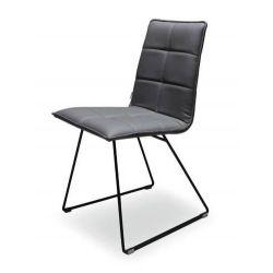 Chaise design Iris  wood 1651 NATISA