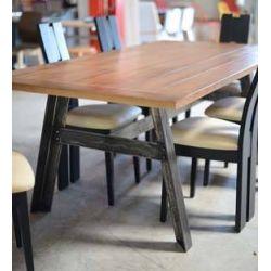 table de repas STATION industrielle C30