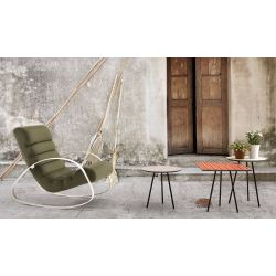 Fauteuil rocking chair Goa