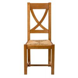 Chaise chêne  7900 paille lelièvre