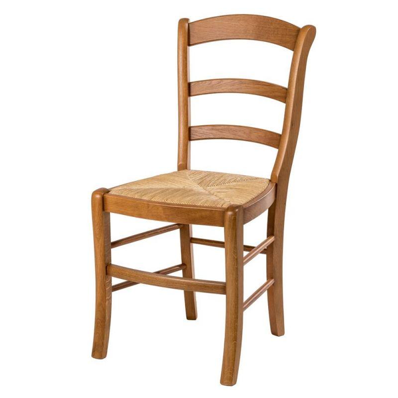 chaise paysanne leli vre. Black Bedroom Furniture Sets. Home Design Ideas