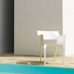 PEDRERA FAUTEUIL VONDOM V4 Chaise design