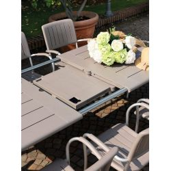 Table de jardin Maestrale 220 nardi N3