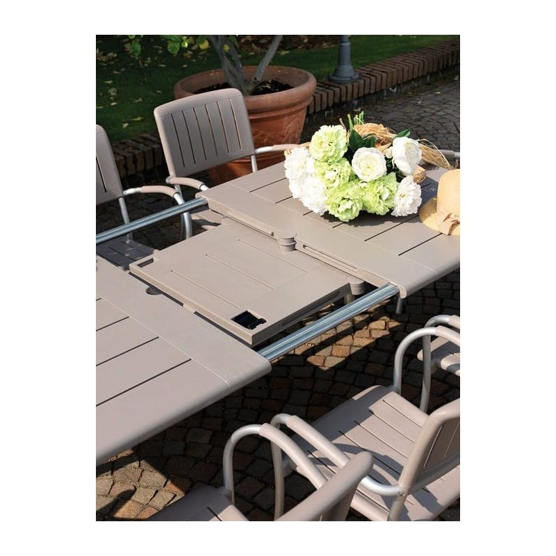 table de jardin maestrale 220 nardi - Table De Jardin