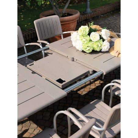 Table de jardin Maestrale 220 nardi N3