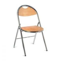 Chaise design pliante