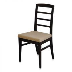 Chaise bois Maya