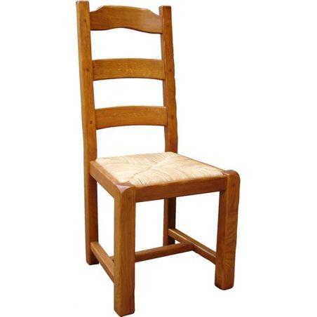 Chaise chêne Aveyronnaise