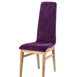 Chaise IZO pieds bois carré