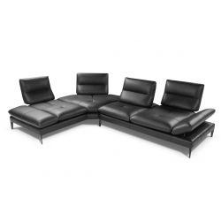 Canapé d'angle MONNALISA Mobilier design contemporain Nicoletti