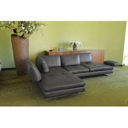 Canapé d'angle LUNA Mobilier design contemporain Nicoletti