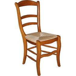 Chaise paille Lili