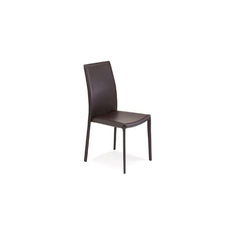 Chaise design cuir rx viola - Les plus belles chaises design ...