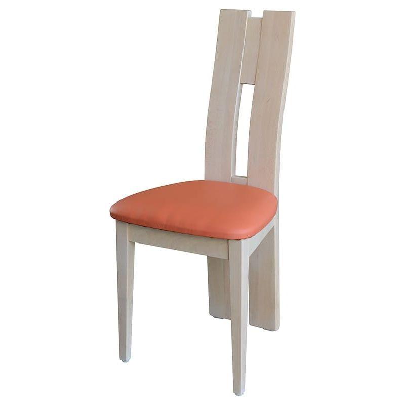 chaise contemporaine ella. Black Bedroom Furniture Sets. Home Design Ideas