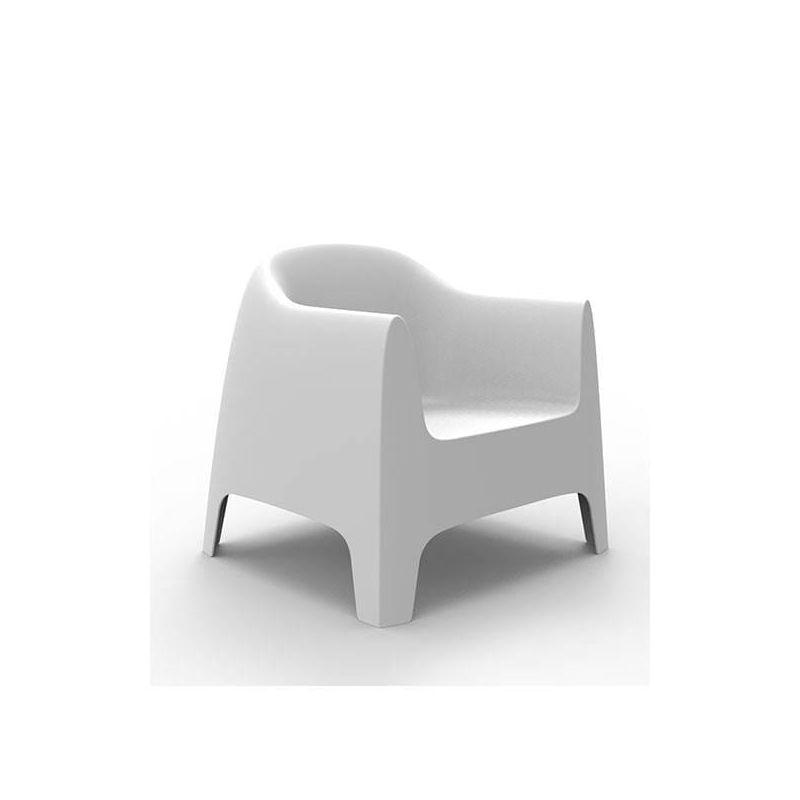 SOLID BUTACA LOUNGE Chaise design Vondom