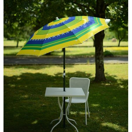 Parasol condor jaune