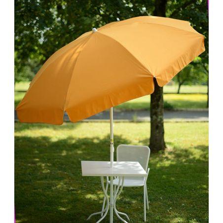 Parasol Iris orange