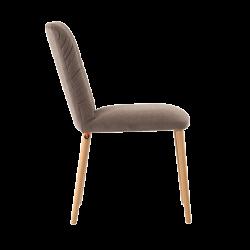 Chaise pieds bois AURA H47...