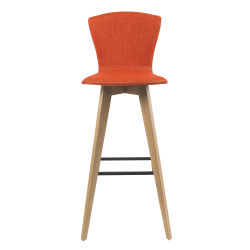 Chaise haute pieds bois...