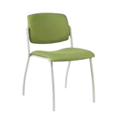 Chaise visiteur tapissée...