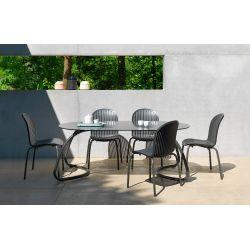 Chaise de jardin Ninfea...