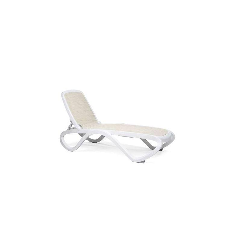 Bain de soleil Omega chaise design