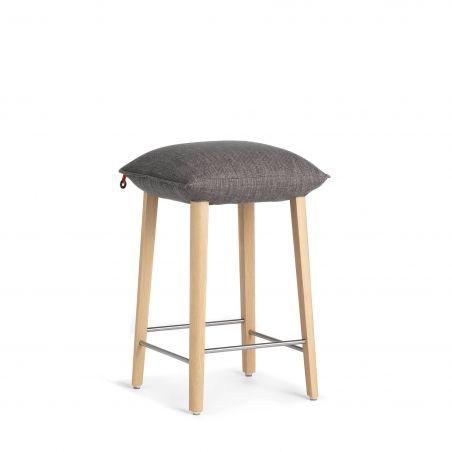 Tabouret mobitec soft stool uni h 62 - a textile enduit sotéga cl5 M 21