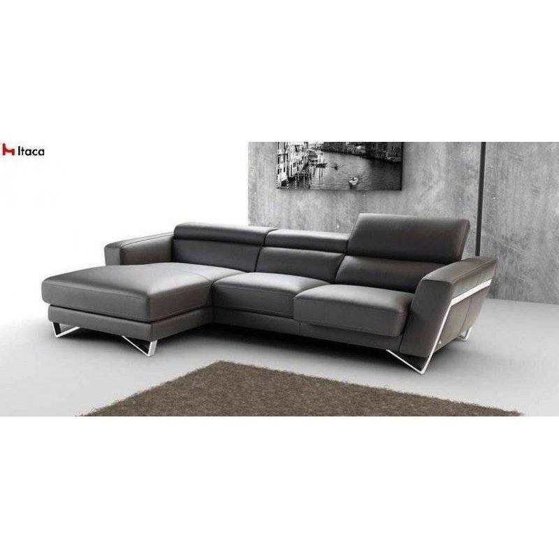 canap d 39 angle itaca nicoletti. Black Bedroom Furniture Sets. Home Design Ideas