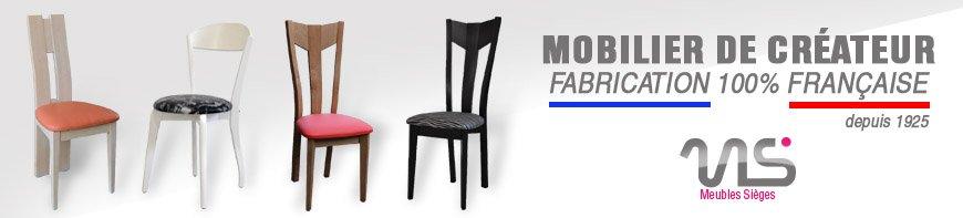 Meubles sièges fabrication française meuble design