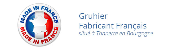 Mobilier design contemporain Gruhier