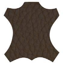 cuir chocolat 1.6 mm