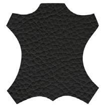 cuir noir 1 mm